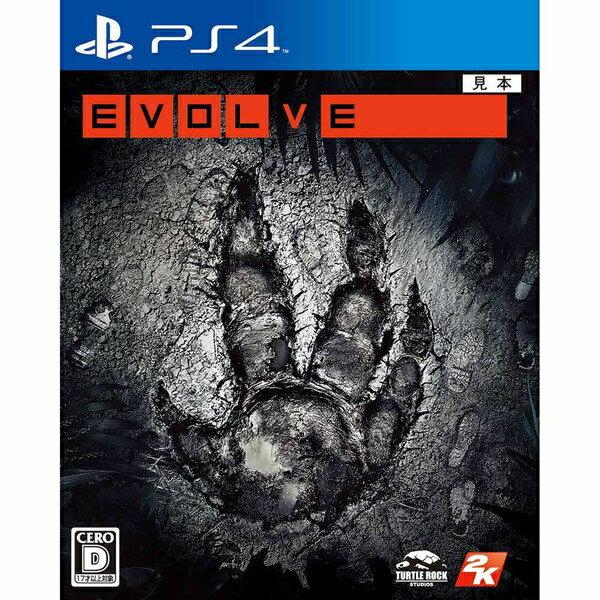 [メール便OK]【新品】【PS4】Evolve(エボルブ)【RCP】[お取寄せ品]