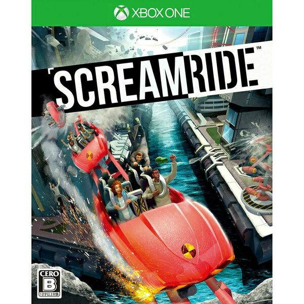 [100円便OK]【新品】【XboxOne】ScreamRide(スクリームライド)【RCP】[お取寄せ品]
