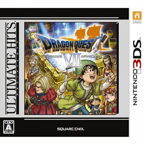 [100円便OK]【新品】【3DS】【BEST】ドラゴンクエストVIIエデンの戦士たちアルティメット ヒッツ【RCP】