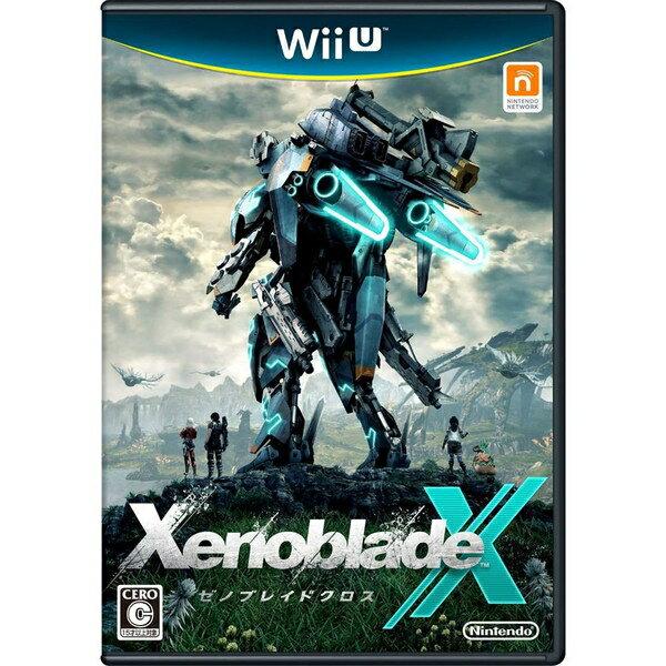 [100円便OK]【新品】【WiiU】XenobladeX(ゼノブレイドクロス)【RCP】