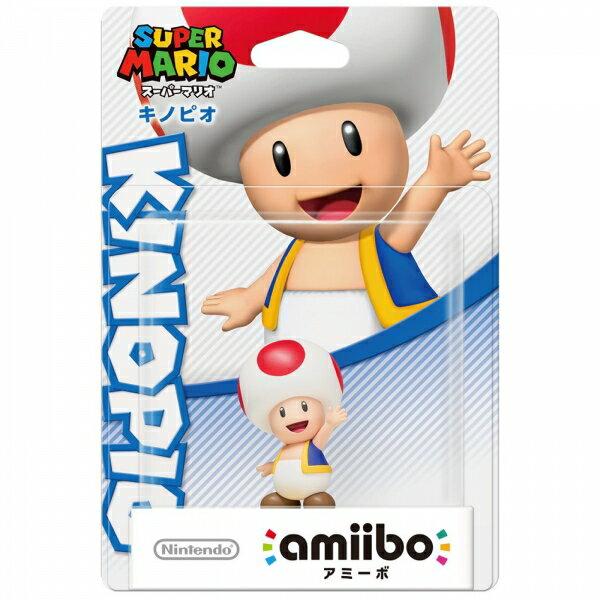 【新品】【WiiUHD】amiibo キノピオ (スーパーマリオシリーズ)【RCP】