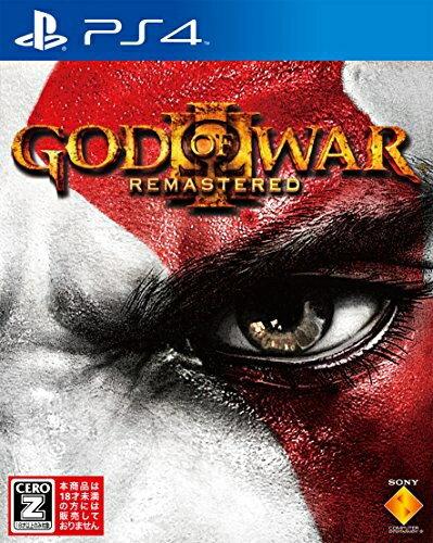 [100円便OK]【中古】【PS4】GOD OF WAR III Remastered【RCP】[お取寄せ品]