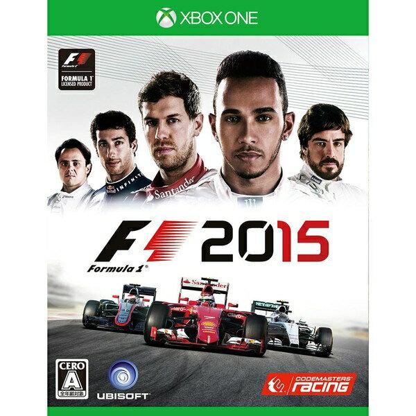 [100円便OK]【新品】【XboxOne】F1 2015【RCP】[お取寄せ品]