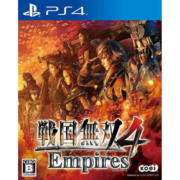 [100円便OK]【新品】【PS4】【通】戦国無双4 Empires 通常版【RCP】