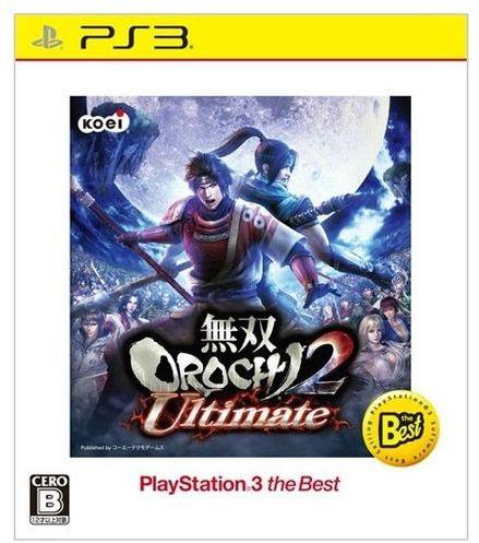 [100円便OK]【新品】【PS3】【BEST】無双OROCHI2 Ultimate PlayStation3 the Best【RCP】