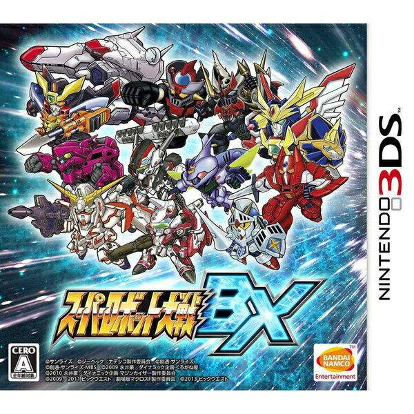 [100円便OK]【中古】【3DS】スーパーロボット大戦BX【RCP】