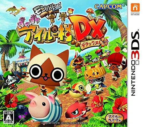 [100円便OK]【新品】【3DS】モンハン日記ぽかぽかアイルー村DX【RCP】