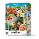 【新品】【WiiU】【限】どうぶつの森 amiiboフェスティバル ケント付き 限定版【RCP】