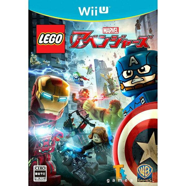 [100円便OK]【新品】【WiiU】LEGORマーベル アベンジャーズ【RCP】