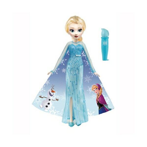 【新品】【TOY】ロイヤルフレンズ アナと雪の女王 お水でチェンジドレス エルサ【RCP】
