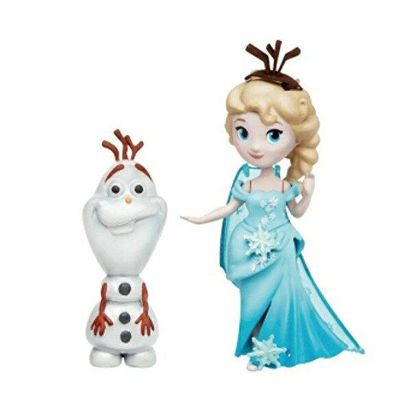 【新品】【TOY】リトルキングダム アナと雪の女王 エルサ&オラフ【RCP】