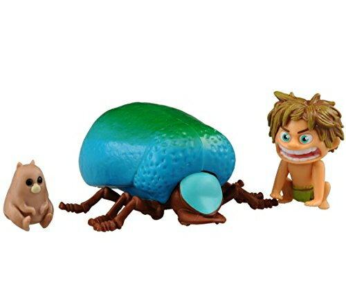 【新品】【TOY】アーロと少年 にぎやか恐竜コレクション スポット&ビートル【RCP】