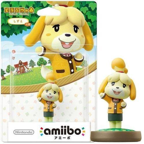 【新品】【WiiUHD】amiibo しずえ【冬服】(どうぶつの森シリーズ)【RCP】