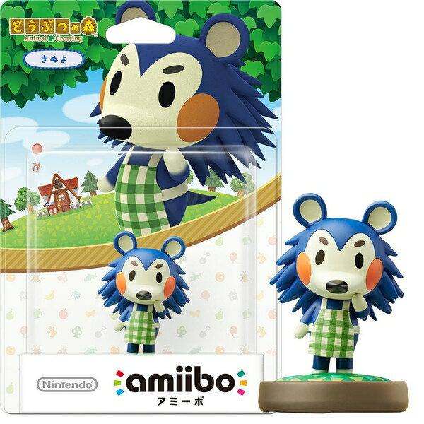 【新品】【WiiUHD】amiibo きぬよ(どうぶつの森シリーズ)【RCP】