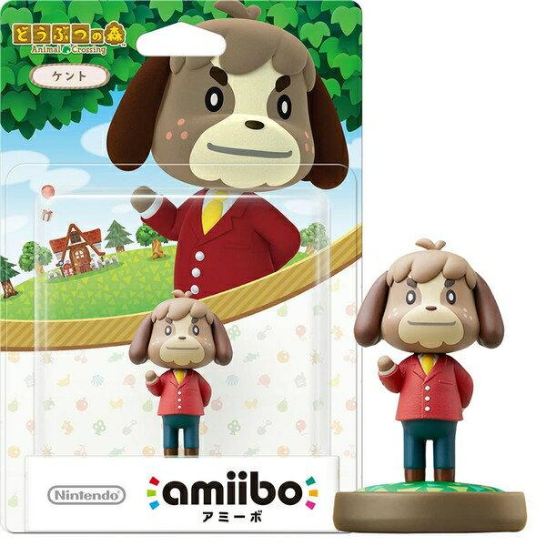 【新品】【WiiUHD】amiibo ケント(どうぶつの森シリーズ)【RCP】