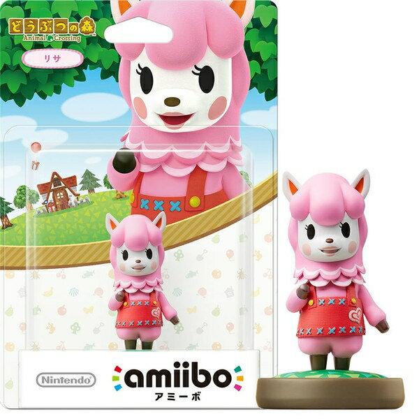 【新品】【WiiUHD】amiibo リサ(どうぶつの森シリーズ)【RCP】