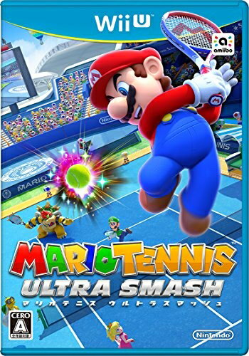 在庫あり[100円便OK]【新品】【WiiU】マリオテニス ウルトラスマッシュ【RCP】