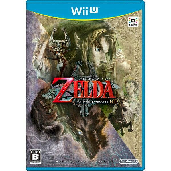 [100円便OK]【新品】【WiiU】【通】ゼルダの伝説 トワイライトプリンセスHD 通常版【RCP】