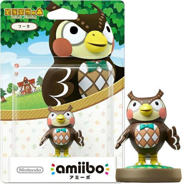【新品】【WiiUHD】amiibo フータ(どうぶつの森シリーズ)【RCP】