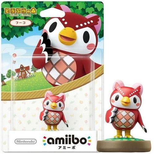 【新品】【WiiUHD】amiibo フーコ(どうぶつの森シリーズ)【RCP】