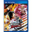 [100円便OK]【新品】【PSV】【通】ONE PIECE BURNING BLOOD 通常版【RCP】
