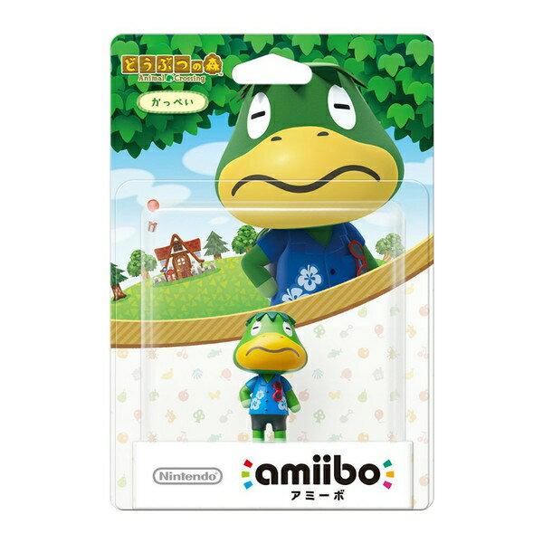 【新品】【WiiUHD】amiibo かっぺい(どうぶつの森シリーズ)【RCP】