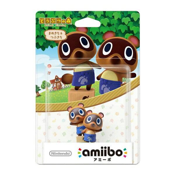 【新品】【WiiUHD】amiibo まめきち&つぶきち(どうぶつの森シリーズ)【RCP】