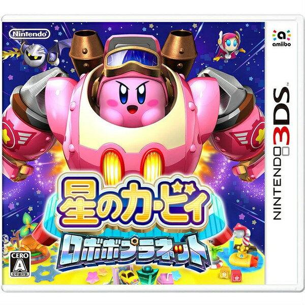 [100円便OK]【新品】【3DS】星のカービィ ロボボプラネット【RCP】