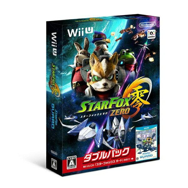 【新品】【WiiU】【限】スターフォックス ゼロ・スターフォックス ガードダブルパック【RCP】
