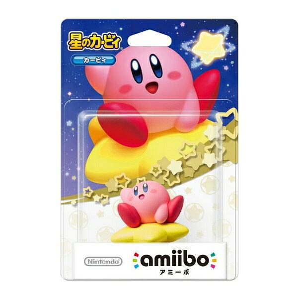 【新品】【WiiUHD】amiibo カービィ(星のカービィシリーズ)【RCP】