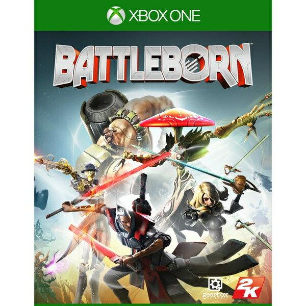 [100円便OK]【新品】【XboxOne】BATTLE BORN (バトル ボーン)【RCP】[在庫品]