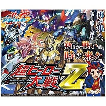 【新品】【TTBX】バディファイトDDD EB2 超ヒーロー大戦Z(BF-D-EB02)【RCP】
