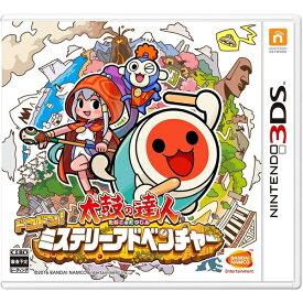 [メール便OK]【新品】【3DS】太鼓の達人 ドコドン! ミステリーアドベンチャー【RCP】[在庫品]