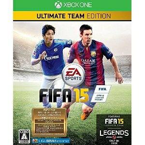【新品】【XboxOne】【限】FIFA15 ULTIMATE TEAM EDITION【RCP】[お取寄せ品]