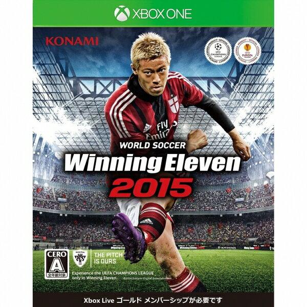 [100円便OK]【新品】【XboxOne】ワールドサッカー ウイニングイレブン 2015【RCP】[お取寄せ品]