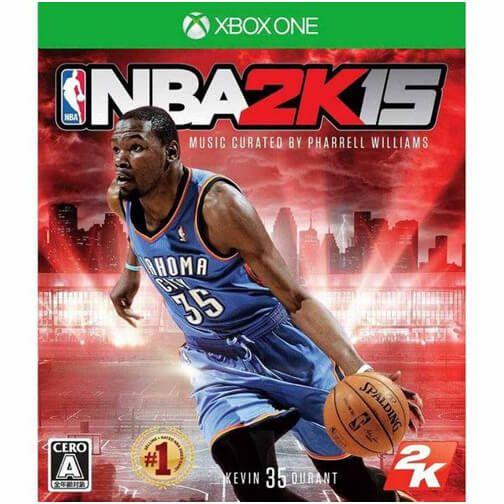 [100円便OK]【新品】【XboxOne】NBA 2K15【RCP】[お取寄せ品]