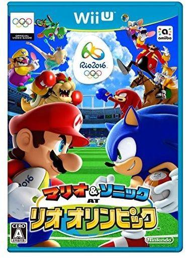 [100円便OK]【新品】【WiiU】マリオ&ソニック リオオリンピック 単品版【RCP】