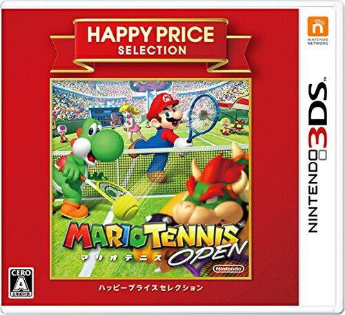 [100円便OK]【新品】【3DS】【BEST】マリオテニスオープン ハッピープライスセレクション【RCP】