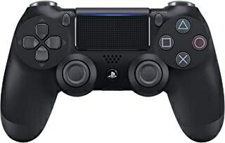 【新品】【PS4HD】ワイヤレスコントローラー(DUALSHOCK4) ジェット・ブラック New【RCP】[在庫品]