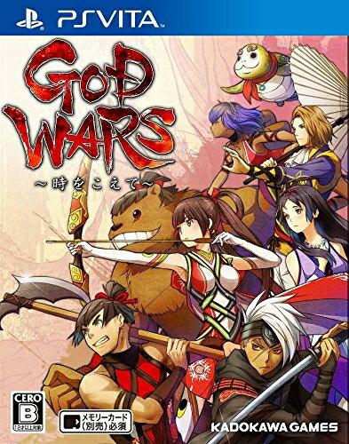 [100円便OK]【新品】【PSV】GOD WARS 〜時をこえて〜【RCP】