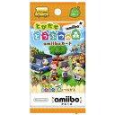 [100円便OK]【新品】【3DSH】『とびだせ どうぶつの森amiibo+』 amiiboカード【RCP】
