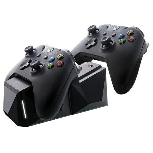 【新品】【XboxOneHD】【NYKO製】Xone用 Charge Block DUO【RCP】[お取寄せ品]