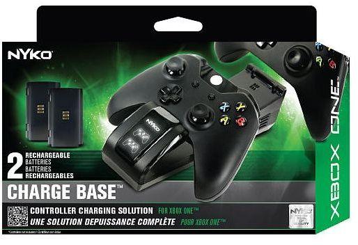 【新品】【XboxOneHD】【NYKO製】Xone用 Charge Base【RCP】[お取寄せ品]