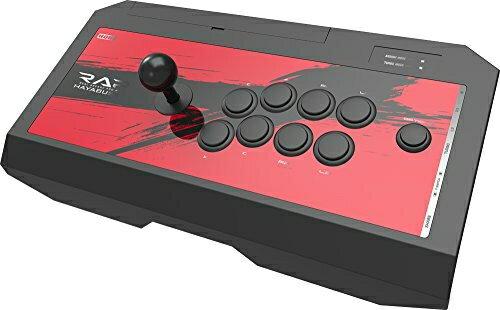 【新品】【PS4HD】リアルアーケードPro.V HAYABUSA ヘッドセット端子 付き for PlayStation4/PlayStation3/PC【RCP】[在庫品]