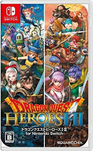 [100円便OK]【新品】【NS】ドラゴンクエストヒーローズI・II for Nintendo Switch【RCP】
