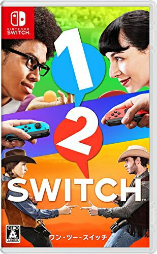 [100円便OK]【新品】【NS】1-2-Switch【RCP】