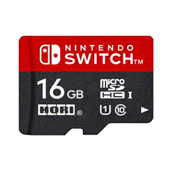 [100円便OK]【新品】【NSHD】マイクロSDカード 16GB for Nintendo Switch【RCP】