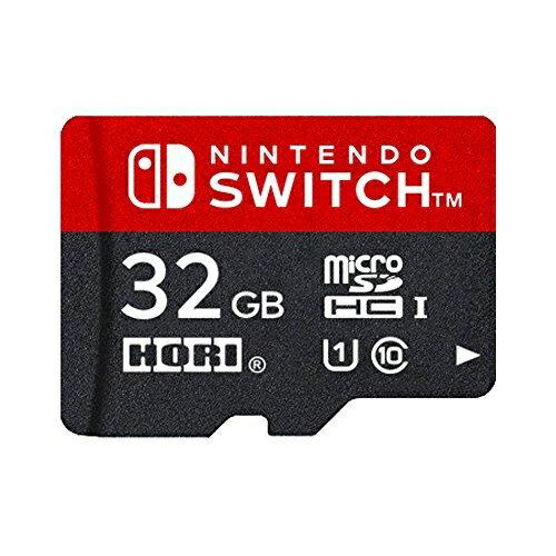 [100円便OK]【新品】【NSHD】マイクロSDカード 32GB for Nintendo Switch【RCP】