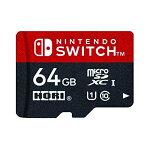 マイクロSDカード64GBforNintendoSwitch