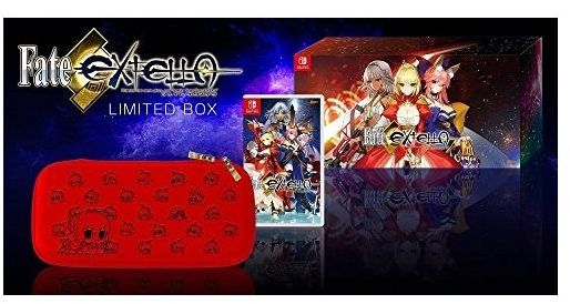 【新品】【NS】【限】Fate/EXTELLA LIMITED BOX【RCP】